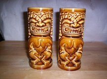 "1971 SET OF 2 ""ORCHIDS OF HAWAII"" TIKI MUGS, NUMBERED, EXCELL. COND. in Camp Lejeune, North Carolina"