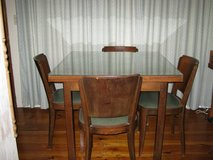 English pub table w/6 chairs in Beaufort, South Carolina