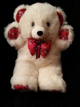 Christmas Teddy Bear in St. Charles, Illinois