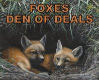 ***** FOXES - DEN OF DEALS ***** (NEW & GENTLY USED) in Tacoma, Washington