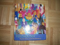 Psychology by Hockenbury 3rd edition and others in Ramstein, Germany