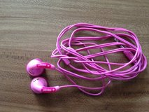 Maxell earphones pink in Ramstein, Germany