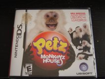 NEW Petz Monkeyz House DS game in Fort Riley, Kansas