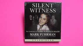 NEW EXCELLENT Audio on CD SILENT WITNESS THE UNTOLD STORY OF TERRI SCHIAVO'S DEATH in Aurora, Illinois