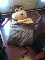 Monkey Backpack Sleeping Bag in Clarksville, Tennessee