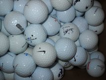 100 Used Golf Balls, Excellent Condition in Houston, Texas
